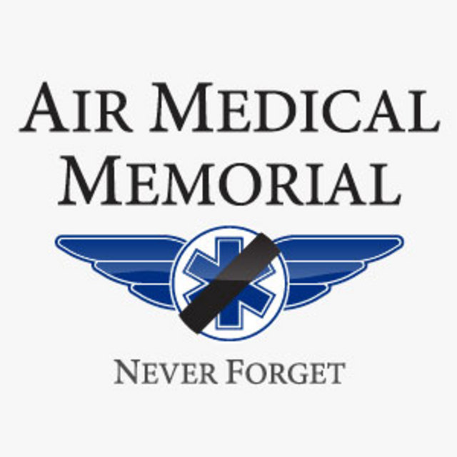 Raise $800,000 to build a permanent memorial honoring fallen air medical crew members