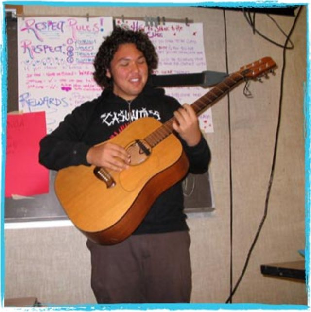 Art Teach & Guitar Teach