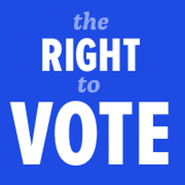 protect our right to vote