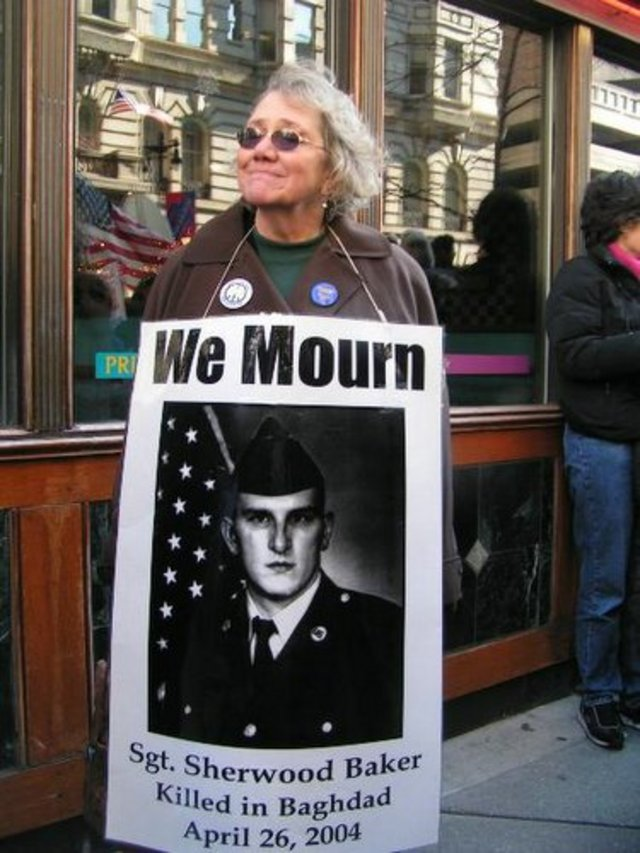Military Families Speak Out