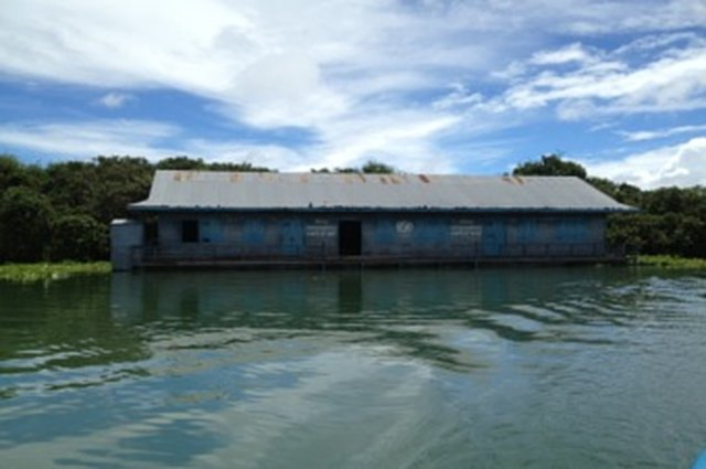 Help build a Floating School in Cambodia with JIA!