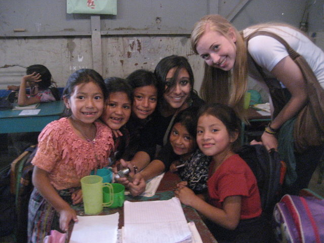 Feed. Shelter. Educate. Heal. Sponsor Caritas Soñadores!