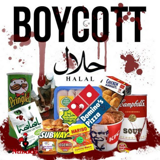 boycott Halal