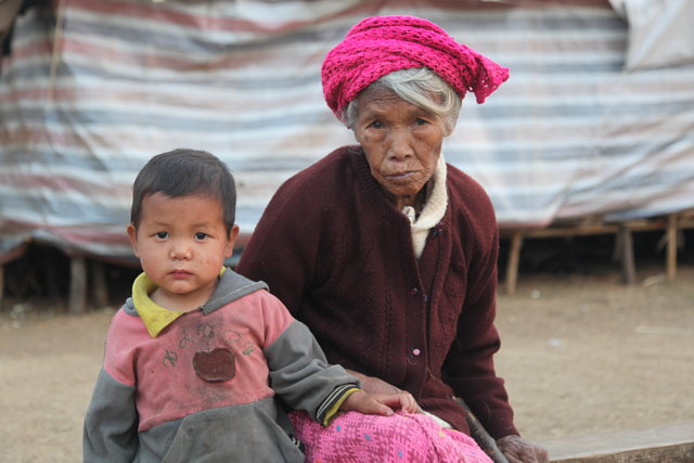 Demand the Canadian Government to Provide Aids to IDPs in Kachin State, Burma