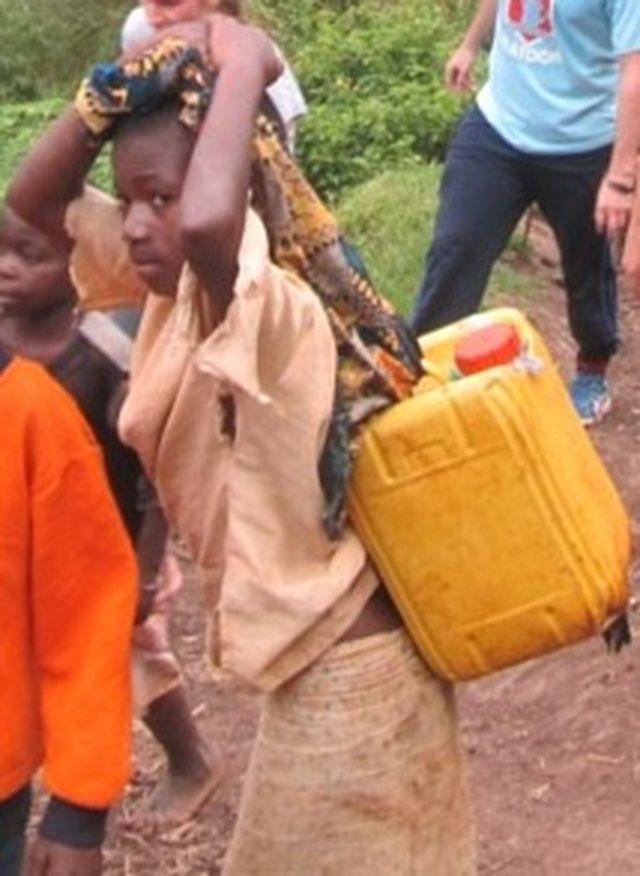 Haltes à l'emploi des filles mineures à Bukavu