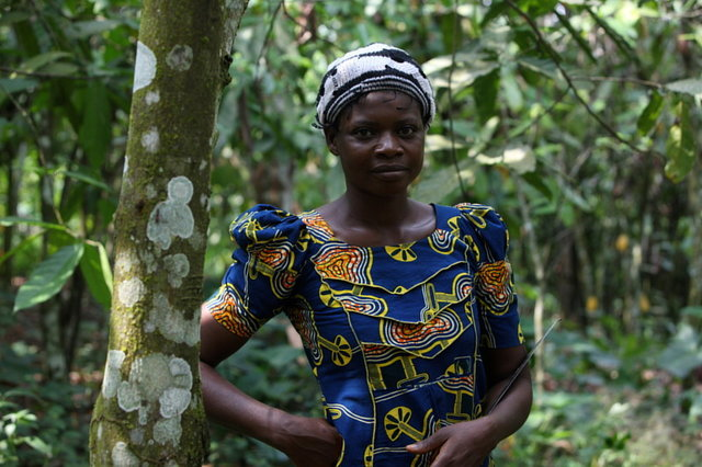 Find the truth behind the brands: Stand up for women cocoa farmers