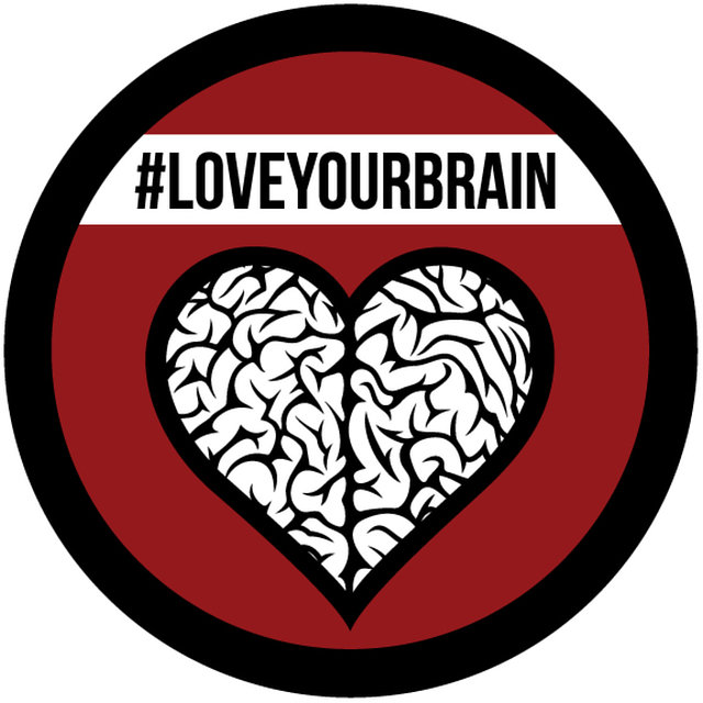 #loveyourbrain, Wear a Helmet!