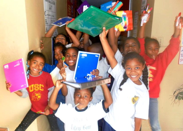 Help Deserving LA Youths Begin the School Year with the Supplies They Need!