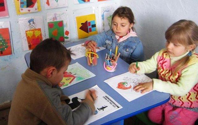 Gradinita Chiricari - TOTI COPIII AU DREPTUL LA O EDUCATIE DE CALITATE