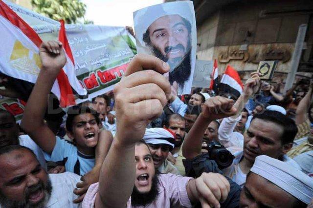 tell the world Muslim brotherhood is extension of al-Qaeda