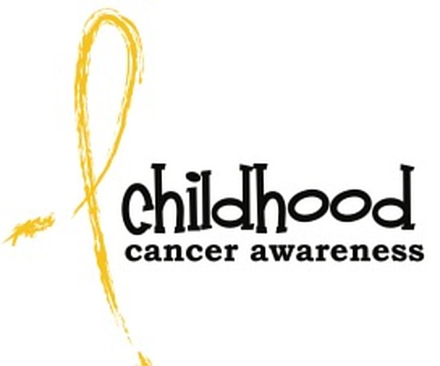 "GO GOLD! ""CHILDHOOD CANCER AWARENESS"""