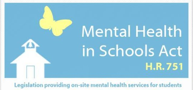 Urge Congress to Co-Sponsor the Mental Health in Schools Act