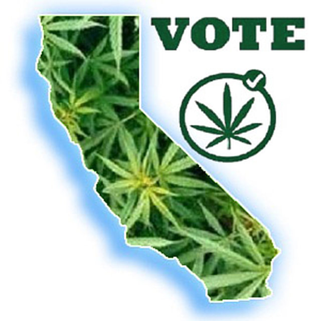 Vote on November 4th, 2014 for Cannabis