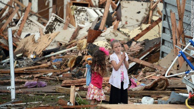 Donate to the Victims of the Oklahoma Tornado