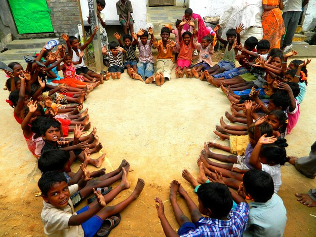 Hope for India's Orphans & Widows