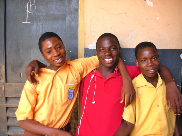 Help students attend school. Donate today!