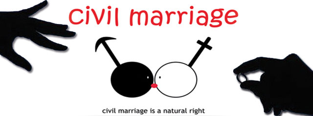 support civil marriage
