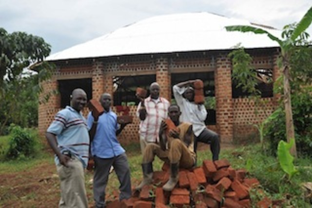 Building Materials for our Orphanage School Library