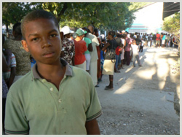 Help Educate Haiti's Children