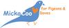 MickaCoo Pigeon & Dove Rescue, SF CA