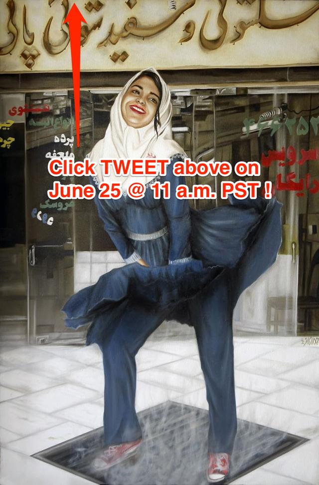 talk about Muslim Women in the Media!