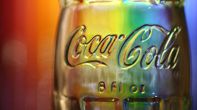 make Coca-Cola withdraw sponsorship from the Olympics.