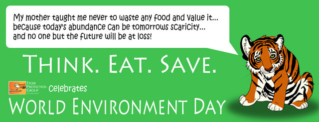 support World Environment Day