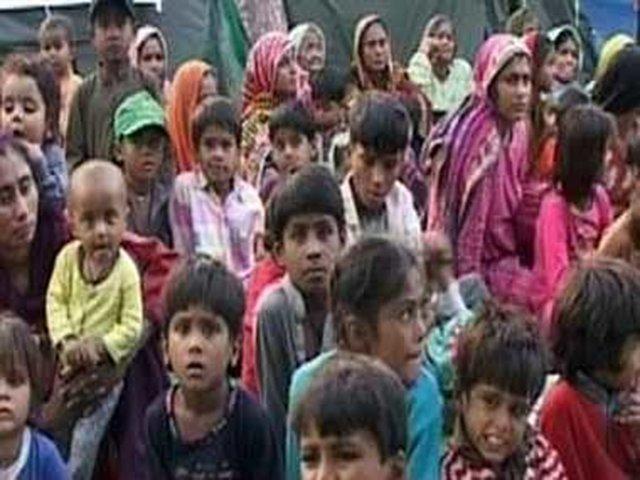 पाक से आए हिंदू परिवारों को मिले नागरि
