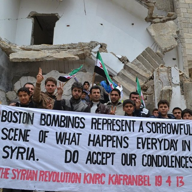 Never give up on Syria