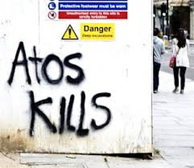 Help Us Stop the Horrors of ATOS. Pledge to Contact an MP!