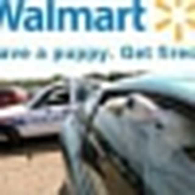 walmart says,,save a dog lose your job