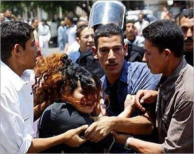 Stop violence against women in Egypt - stop rape in Egypt