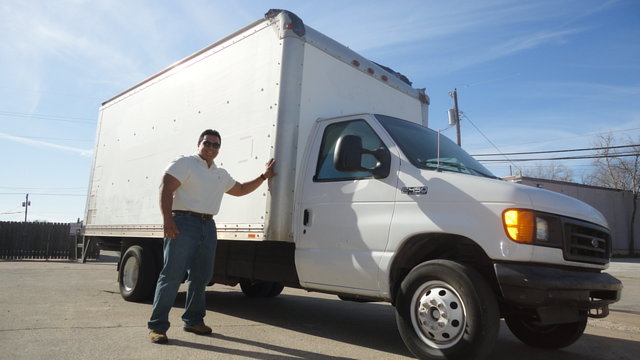 RGM Ministry Truck Conversion Project - Help Spread the Gospel!