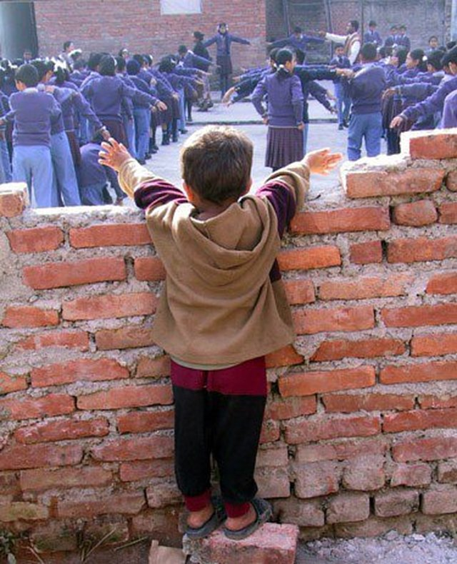Every Nepalese Children should get opportunity to go School