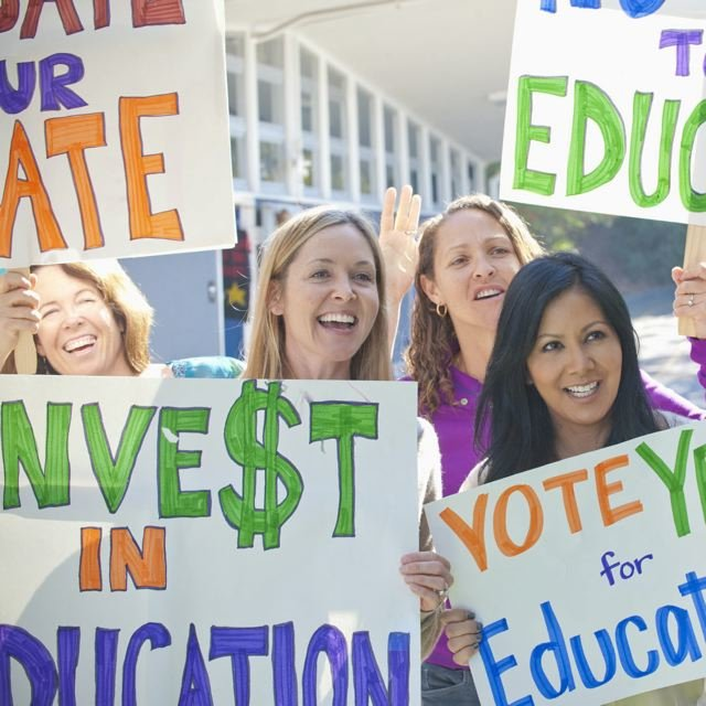 Educate Our State: Support Excellent Education for ALL Students in California!