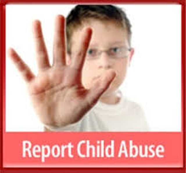 Report Child Sexual Abuse