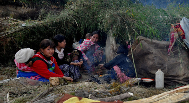 Demand that the Burmese military end their war in Kachin State