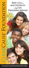 ClearCause Safe Traveling Youth - SafeTY