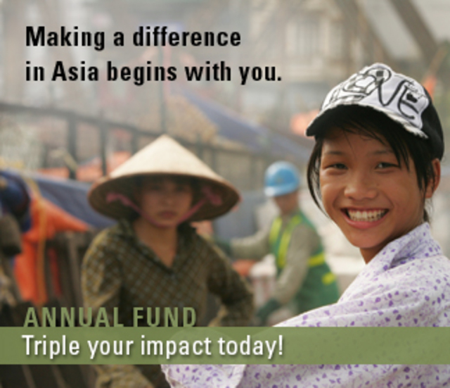 Annual Fund Matching Grant Opportunity