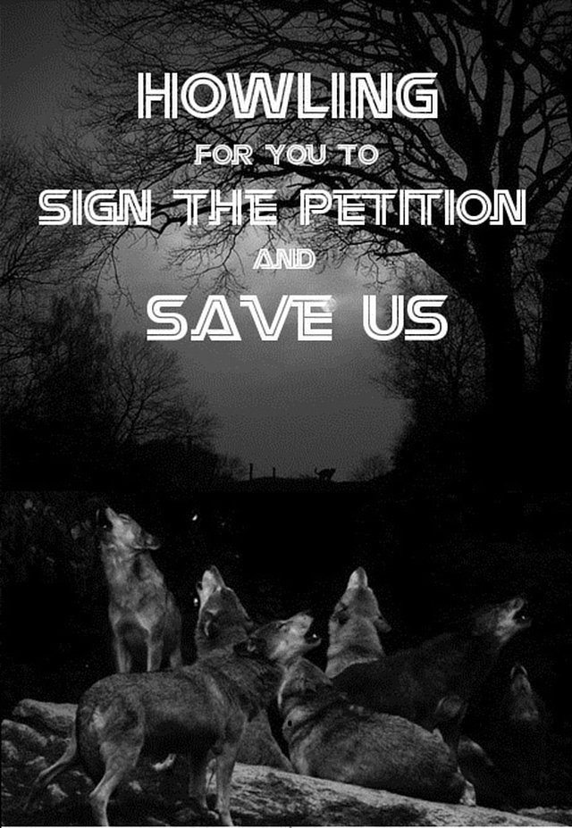 stop deslisting Wolves in 48 remainging states