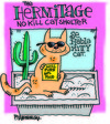 Support The Hermitage Cat Shelter