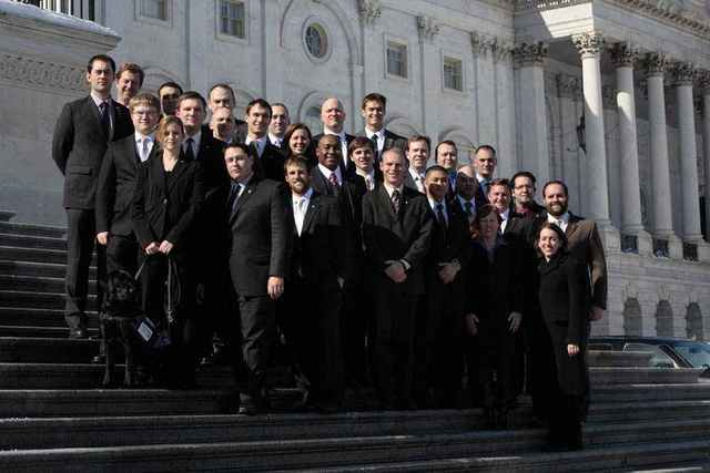 Storm the Hill 2011: Join the Fight against Veteran Unemployment