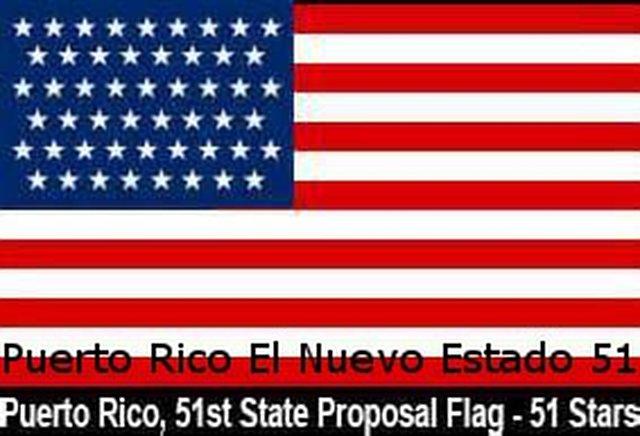 SOLICITAMOS PROYECTO DE LEY EN EL CONGRESO PARA ADMITIR A PUERTO RICO COMO ESTADO (USA)