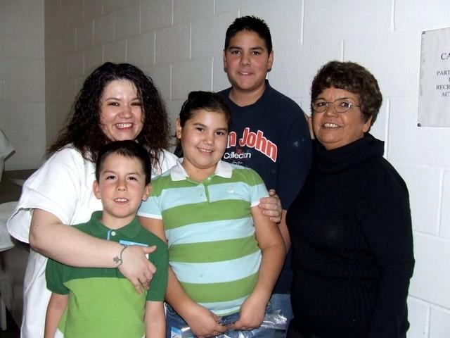 Restore Broken Bonds between Parents in Jail and Children