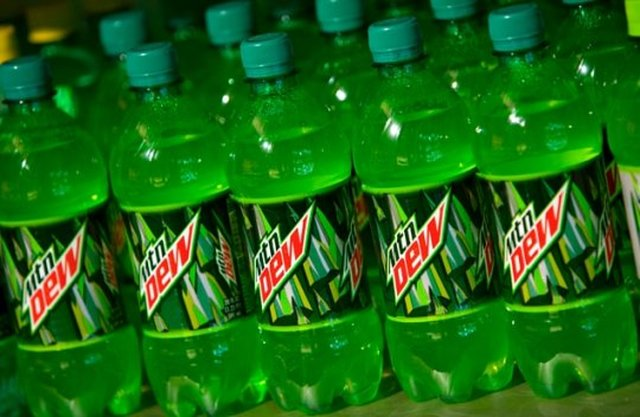 Make Pepsi remove flame retardant chemicals in Mountain Dew