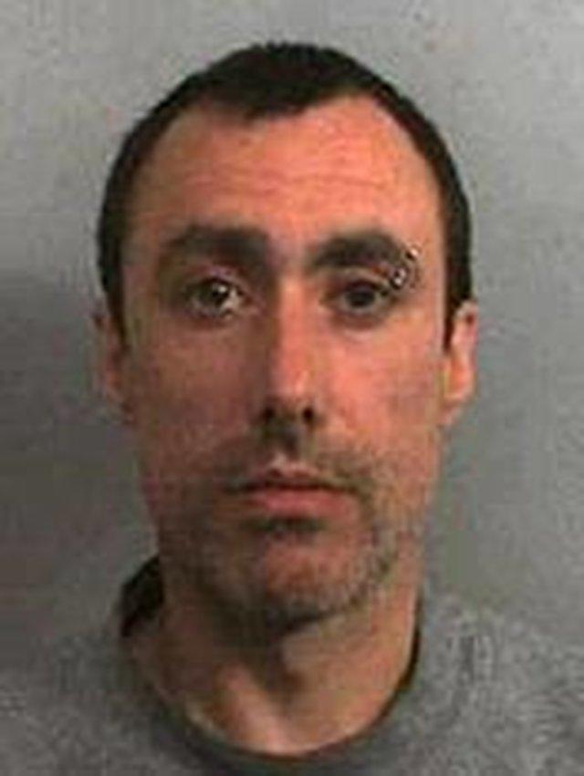 The Rapist Mark Shirley