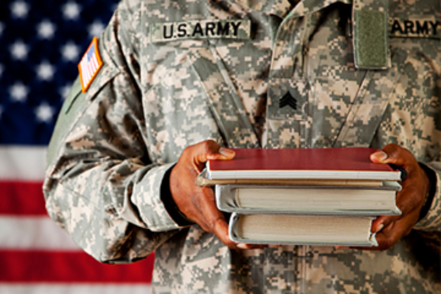 Demand that for-profit colleges stop taking advantage of veterans