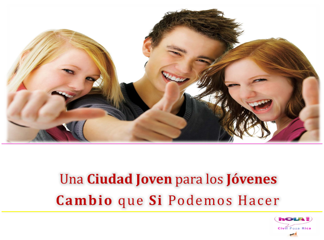"""Poza Rica 2030: """"Una Ciudad Joven para los Jóvenes"""""""
