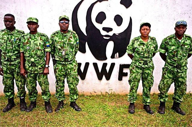 Back a Ranger - Stop Wildlife Crime