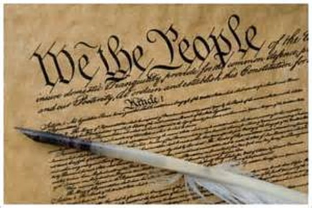 Right to petition the United States Federal Government